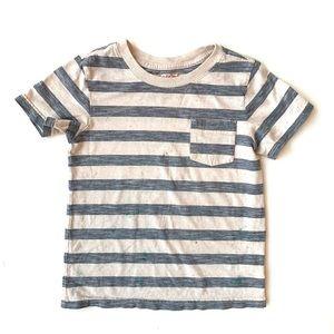3/$25 Cat & Jack Toddler Boy Striped Tee